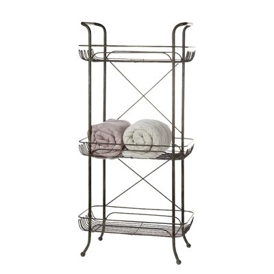 Metal 3-Tier Basket