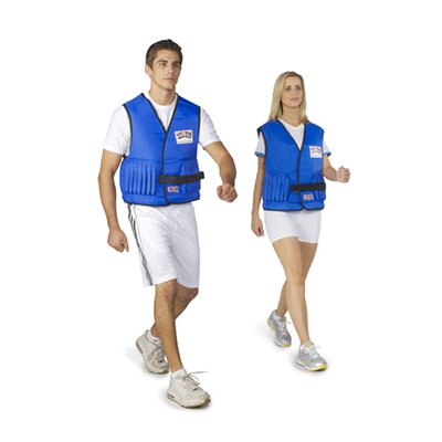 All Pro Exercise Products 40 lbs Weight Adjustable Power Vest