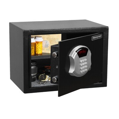 Honeywell Digital Steel Security Safe (.6 Cubic Feet)