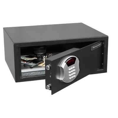 Honeywell Steel Security Digital Lock Safe 1.1  CuFt.