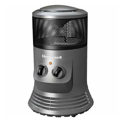 Honeywell Honeywell Mini Tower Space Heater with Adjustable Thermostat