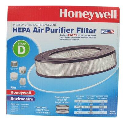 Honeywell Premium Universal Replacement HEPA Air Purifier Filter