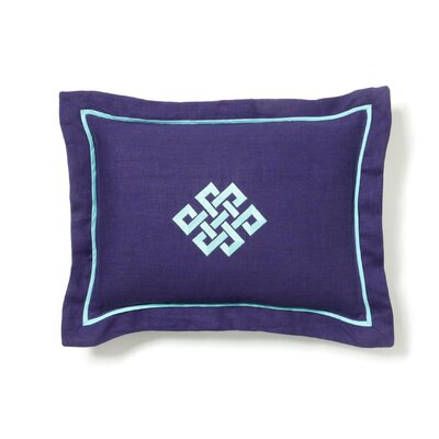 Hillary Thomas Bollywood Egyptian Cotton Boudoir Pillow