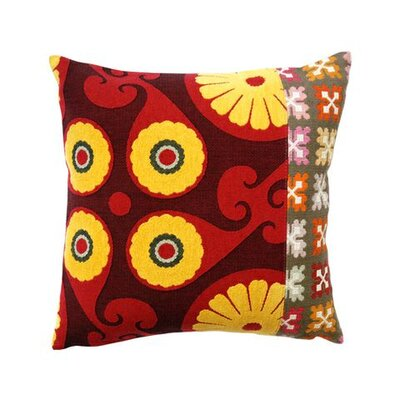 Jules Pansu Mary Tapestry Cotton Twill Pillow