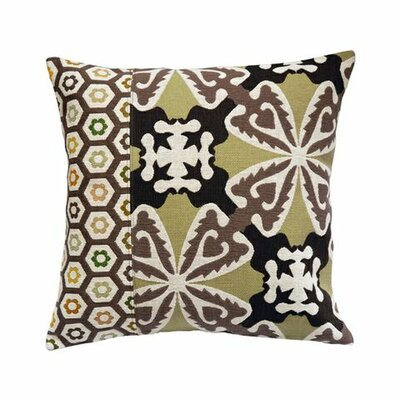 Jules Pansu Andrew Tapestry Cotton Twill Pillow