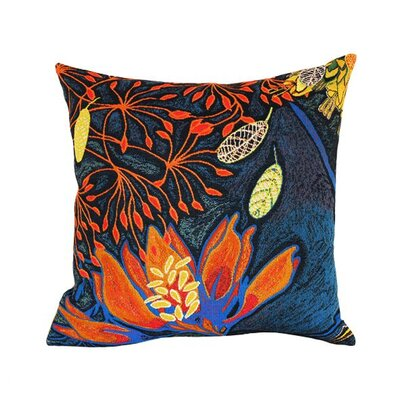 Jules Pansu Foret Talva Tapestry Cotton Twill Pillow