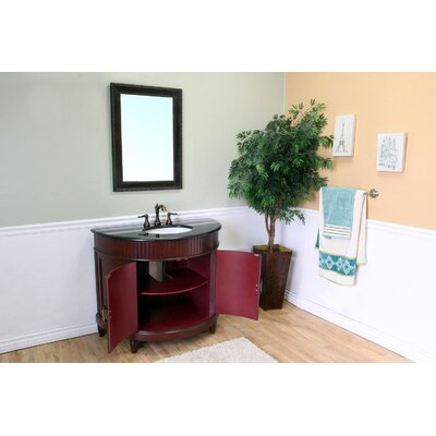 "Bellaterra Home Maynard 42"" Single Vanity Set"