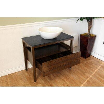 "Bellaterra Home Cabot 36"" Single Bathroom Vanity Set"