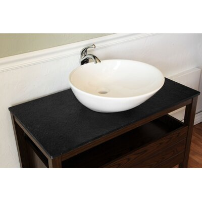 "Bellaterra Home Cabot 35.5"" Single Vanity Set"