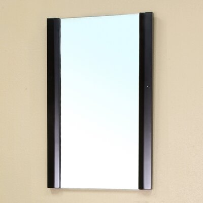 Bellaterra Home Pickering Solid Wood Framed Mirror | Wayfair