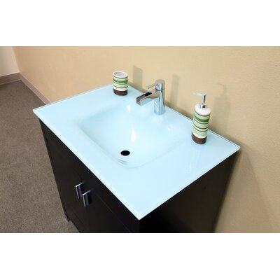 "Bellaterra Home Ewing 32.3"" Single Vanity Set"