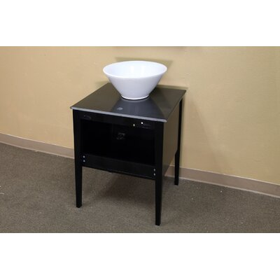 "Bellaterra Home McClelland 26"" Single Vanity Set"