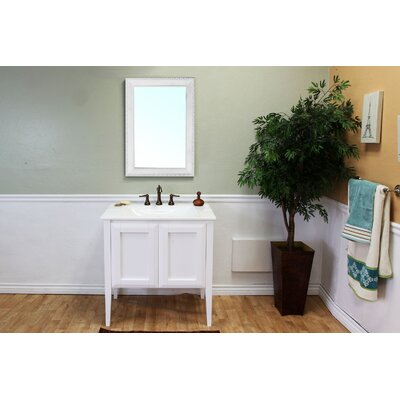 "Bellaterra Home Fairbanks 34"" Single Vanity Set"