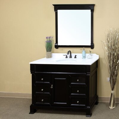 "Bellaterra Home Habersham 50"" Single Vanity Set"