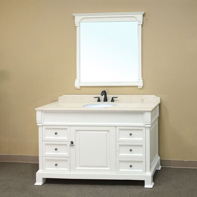 "Bellaterra Home Kendall 60"" Single Vanity Set"
