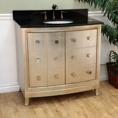 "Bellaterra Home Howe 36"" Single Vanity Set"