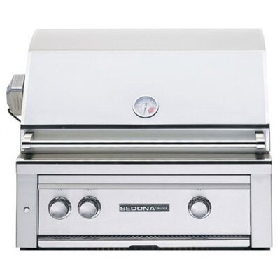 "Lynx 30"" Sedona Built-in Gas Grill with ProSear-Rotisserie Burner"