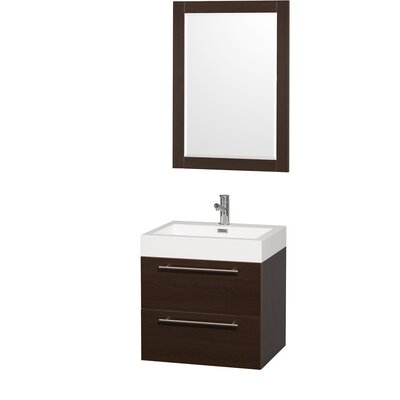 "Wyndham Collection Amare 23"" Single Bathroom Vanity Set"