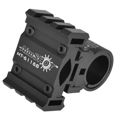 AimSHOT Tri-rail Barrel Adapter with Rail Mount