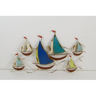 Sail Boats Wall Decor