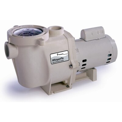 3/4 HP Whisperflo Pump