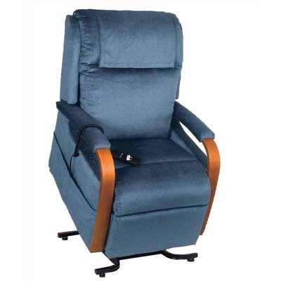 Golden Technologies PR-643 Traditional Series Pioneer Lift Chair with Head Pillow