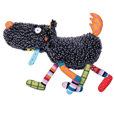 Geared for Imagination Crazy Cuddly Wolf Plush Doll