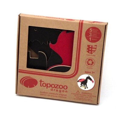 Topozoo - Dragon