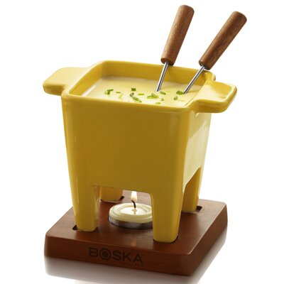 Boska Holland Tapas Cheese Fondue in Yellow