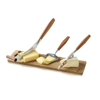 Boska Holland 4 Piece Explore Cheese Set
