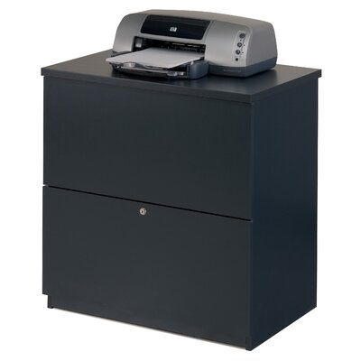 Bestar 2-Drawer Standard  File