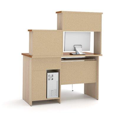 Bestar Active Computer Station in Copper Cherry