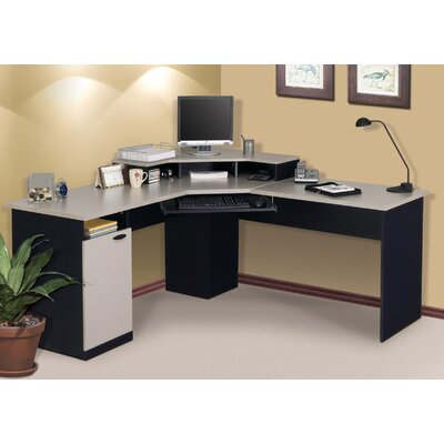 Sauder Harbor View Corner Computer Desk Amp Reviews Wayfair