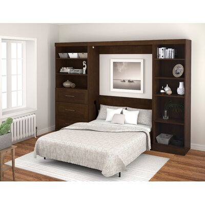 Bestar Create Double Murphy Bedroom Collection