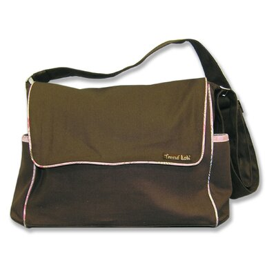 Trend Lab Giggles Messenger Diaper Bag