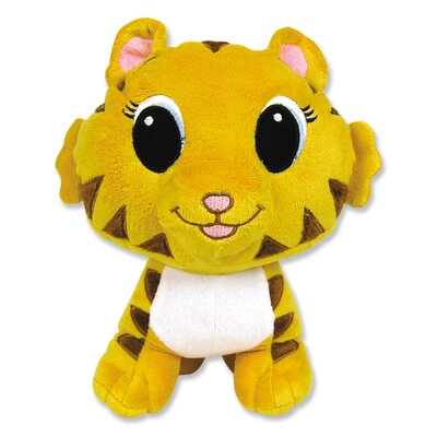 Trend Lab Chibi Plush Tiger Stuffed Animal