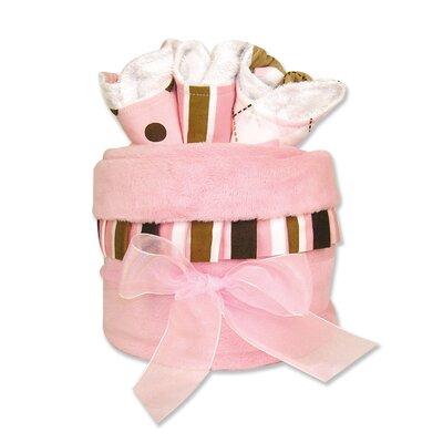 Trend Lab Maya Blanket Gift Cake
