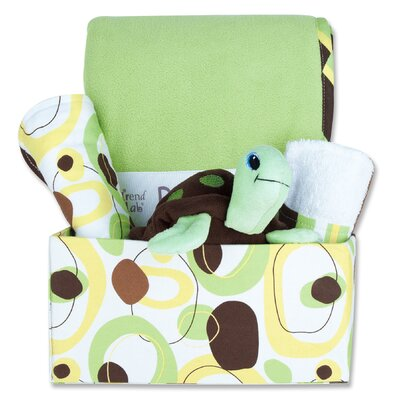 Trend Lab Giggles 5 Piece Box Gift Set