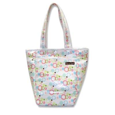 Trend Lab Cupcake Mini Tulip Tote Diaper Bag | Wayfair