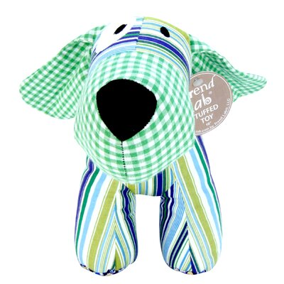 Trend Lab Apple Berry Puppy Stuffed Toy