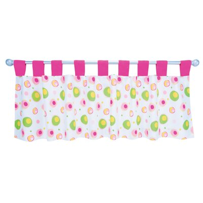 Trend Lab Splash Cotton Curtain Valance