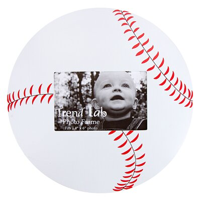 Trend Lab Baseball Photo Frame