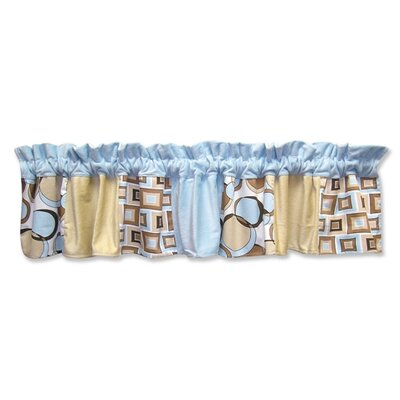 Trend Lab Bubbles Curtain Valance