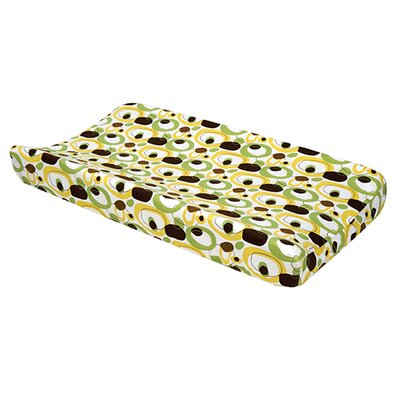 Trend Lab Giggles Changing Pad Cover