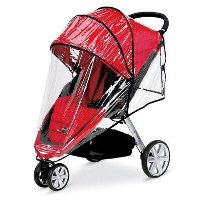 Britax B-Agile Stroller Rain Weather Cover