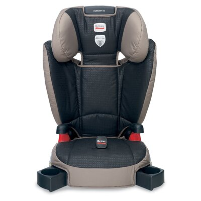 Britax Parkway SGL Belt-Positioning Booster Seat with Latch