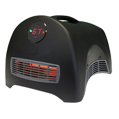 Heat Storm 1,500 Watt Infrared Cabinet Sahara Space Heater