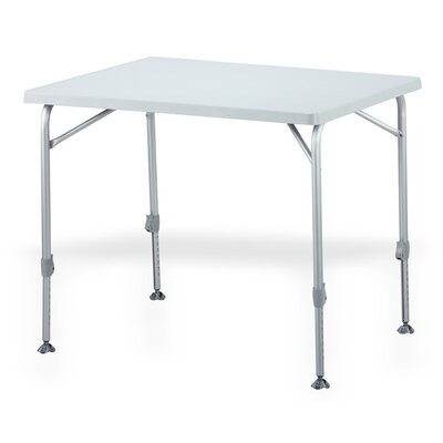Quest Leisure Products Westfield Campstar Rectangular Metal Table