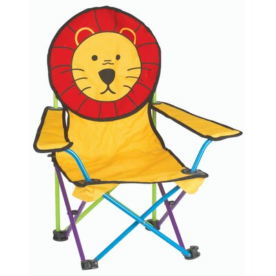 Larry the Lion Kid's Beach Chair