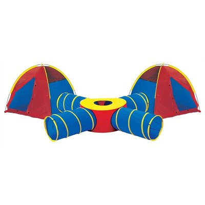 Pacific Play Tents Super Play Jumbo Junction Set